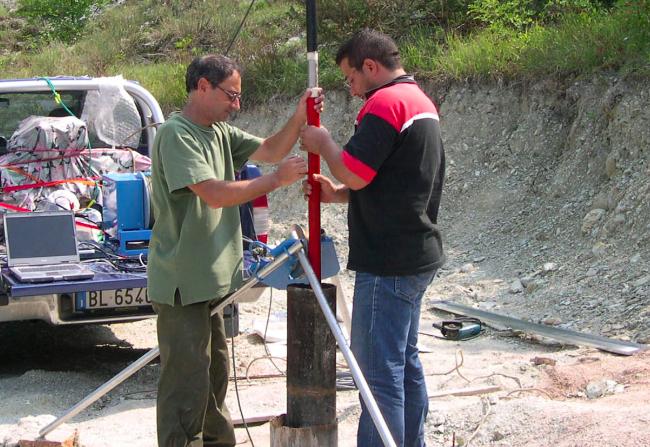 Geophysical Logging Exploration – Logs